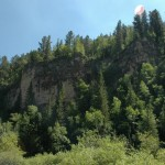Spearfish Canyon.