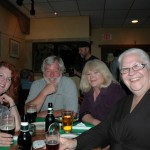 Some lovely people who I met at the Pittsburgh Irish festival who kindly came to our fundraiser.